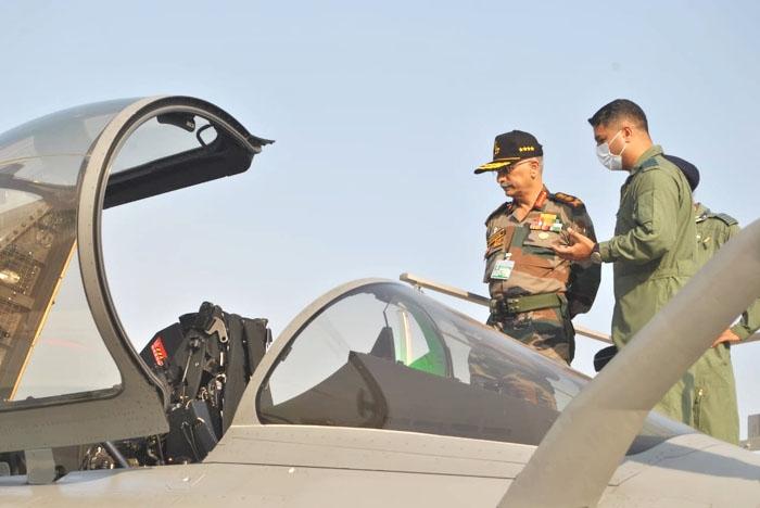 Army chief visits Ambala