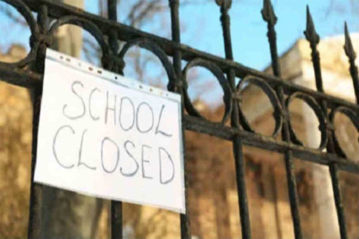 schools closed_1 &nb