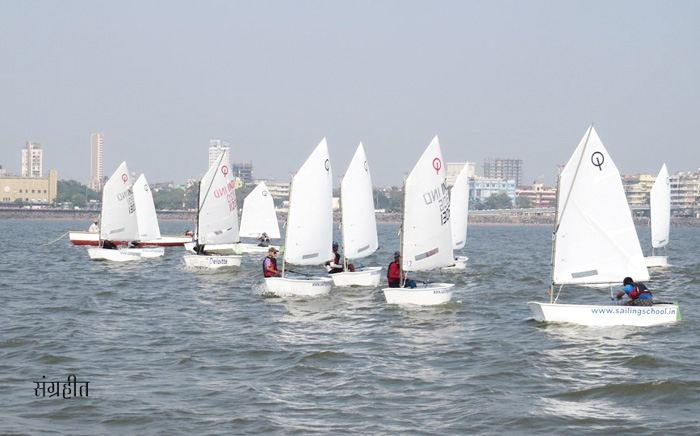 sailing competition india